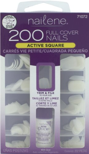 kiss 100 full cover nails - 8