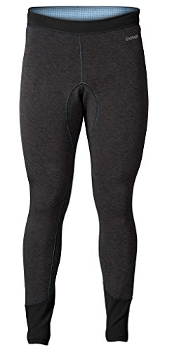 NRS HydroSkin 1.5 Pant - Men's Charcoal Heather - Skin Pant Surf