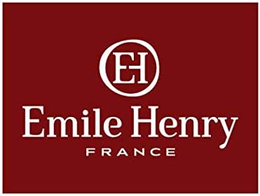 Emile Henry Eh349532 Tajine Céramique Rouge Grand Cru 3,5L Ø32 cm