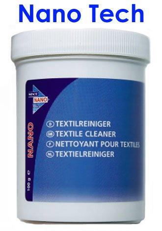 100 gr Nano Tech textilrei Níger – Quitamanchas acolchado limpiador Alfombra limpiador