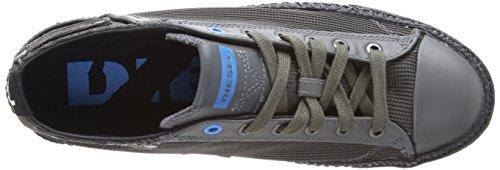 Grau T8085 Sneakers Herren I Low DIESEL Exposure T8085 wY6qWX