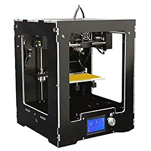 W.z.h.h.h 3d printer a3-s lcd 3d high precision aluminium printer desktop printing machine fdm with 10m filament full assembly kit