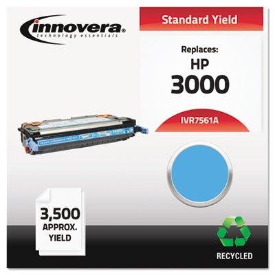 IVR7561A - Remanufactured Q7561A 314A - Cyan Q7561a Print