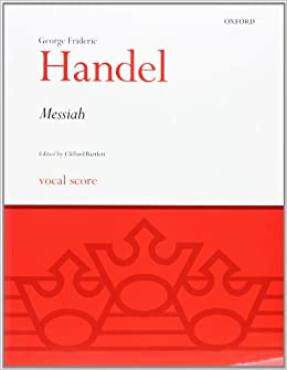 Musical Instruments & Gear G F Handel Messiah New Novello Choral Edition Sheet Music Book Vocal Score Contemporary