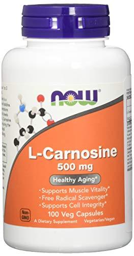 NOW L-Carnosine, 500 mg, 100 kapsulen