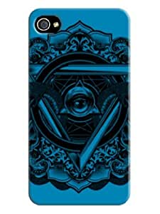 Textures Phone Protection Case for Iphone 4/4s