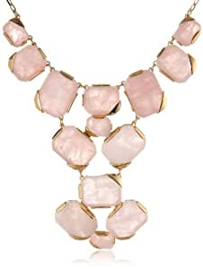 Kate Spade New York Stepping Stones Super Statement Necklace, 20""