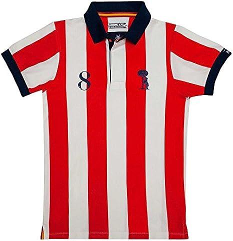 Coolligan 1903 Colchoneros Camiseta, (Tamaño del Fabricante:XXL ...