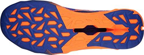 Skechers Mens Gomeb Hastighet 4 Blå / Orange