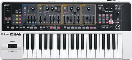 Roland - Sh 01 sintetizador