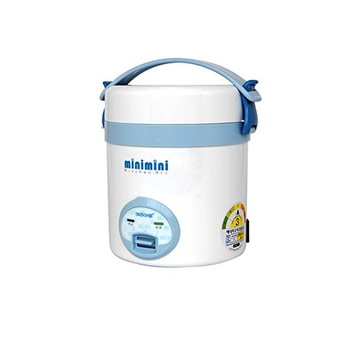 Kitchen Art Mini Electric Rice Cooker KARC-HF230 for One Person, Can be used as a Thermal Lunch Box, AC 220v