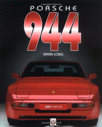 Porsche, 944 (Car & Motorcycle Marque/Model) pdf epub