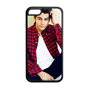 Hot Sell Dylan O'Brien Design TPU Case Back Cover For Iphone 5/5s iphone5/5s-NY1145