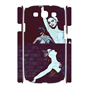 WJHSSB Black Swan Phone 3D Case For Samsung Galaxy S3 I9300 [Pattern-4]