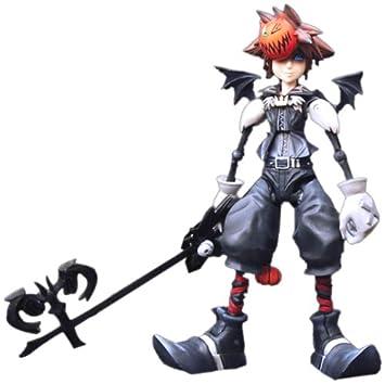Amazon.com: Disney Square-Enix Kingdom Hearts 2 Play Arts Action ...