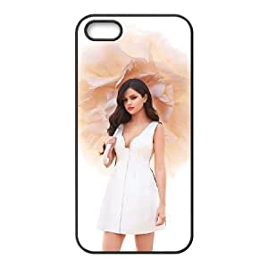 D-PAFD Diy Selena Gomez Selling Hard Back Case for Iphone 5 5g 5s