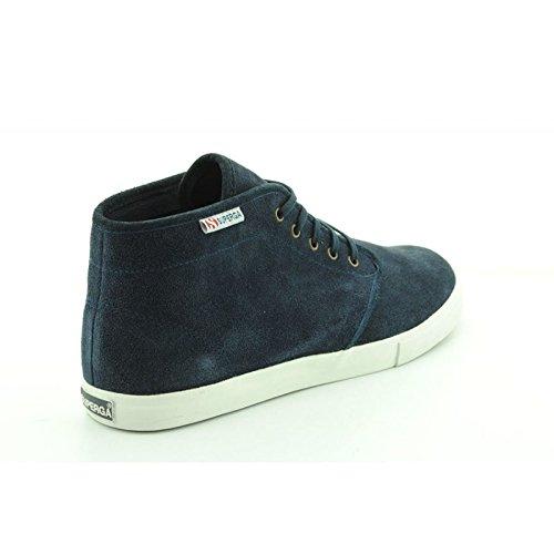 Superga, Sneaker Femme, Bleu (bleu), 42 Eu