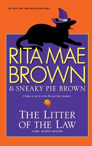 book cover of The Litter of the Law