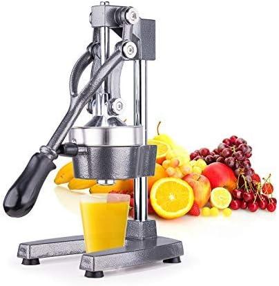 Manuelle Saftpresse Zitruspresse Orangenpresse Juicer Zitronenpresse Entsafter