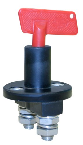 Hella Part - HELLA 002843011 2843 Series 100A Rating Battery Master Switch