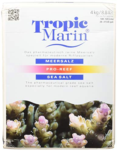 Tropic Marine Sea Salt - Tropic Marin ATM10124 Sea Salt, 31.2 Gallon