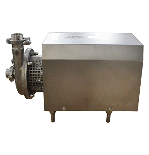 Open Impeller - Intbuying Centrifugal Pump 2 hp 5 T/h Flow Open-Type Impeller with 304 Stainless Steel