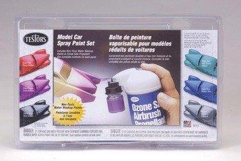 R-Model Car Spray Paint Set (Best Airbrush For Model Cars)