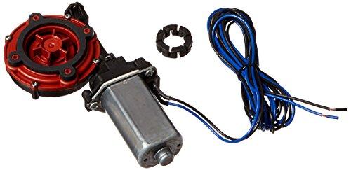 Spal Power Window Kit (Spal 33010137 Power Window Motor Assembly)