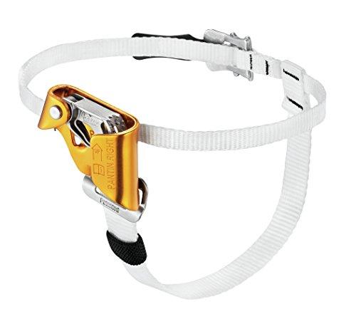 PETZL Pantin Foot Ascender - Right/Yellow