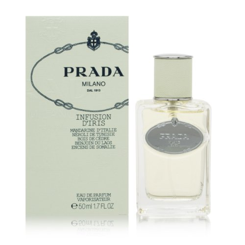 Prada Infusion D Iris Woman - Agua de perfume, 3