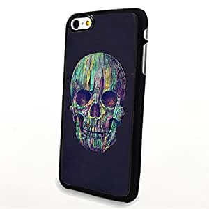 apply Phone Accessories Matte Hard Plastic Phone Cases Black Skull fit For HTC One M7 Case Cover