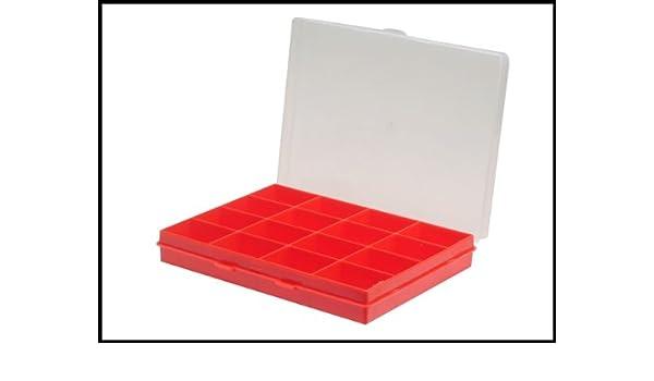 Terry plástico es caja de almacenaje pequeña 10 divisiones. TF-F2 ...
