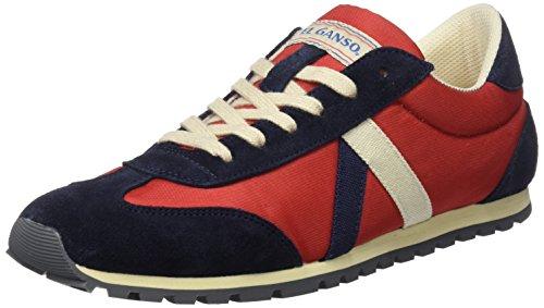 El Ganso M R Walking Clásica, Zapatillas de Deporte Unisex Adulto Rojo (Roja)