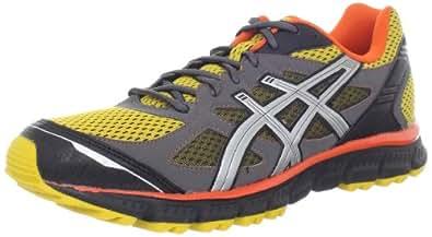 ASICS Men's GEL-Scram Trail Running Shoe,Mango/Lightning/Burnt Orange,11.5 M US