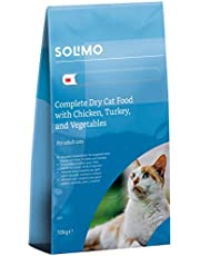 Économisez 30% sur la nourriture de Lifelong & Solimo pour chiens et chats