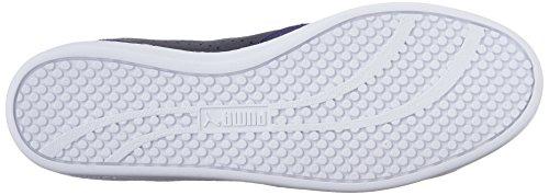 Puma Mujer tamaños Unido Zapatillas de Reino corte Piel Match de Lo Peacoat Oatmeal aqwESra