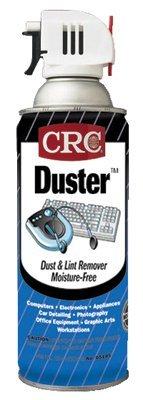 Duster Moisture-Free Dust & Lint Remover, 16 oz Aerosol CN w/Trigger (12 Pack)