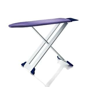 Magis Amleto - tabla de planchar plegable azul y lila