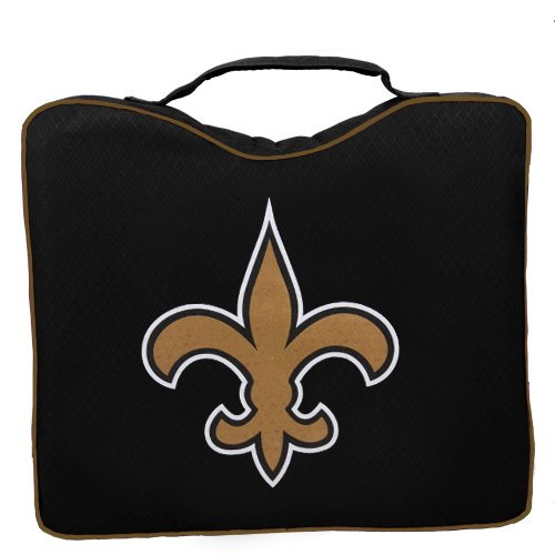 NFL Lightweight Stadium Bleacher Seat Cushion with Carryi...
