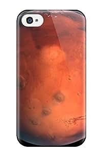Best Slim Fit Tpu Protector Shock Absorbent Bumper Case For Iphone 4/4s 2SAFGBT40HOK3SOR