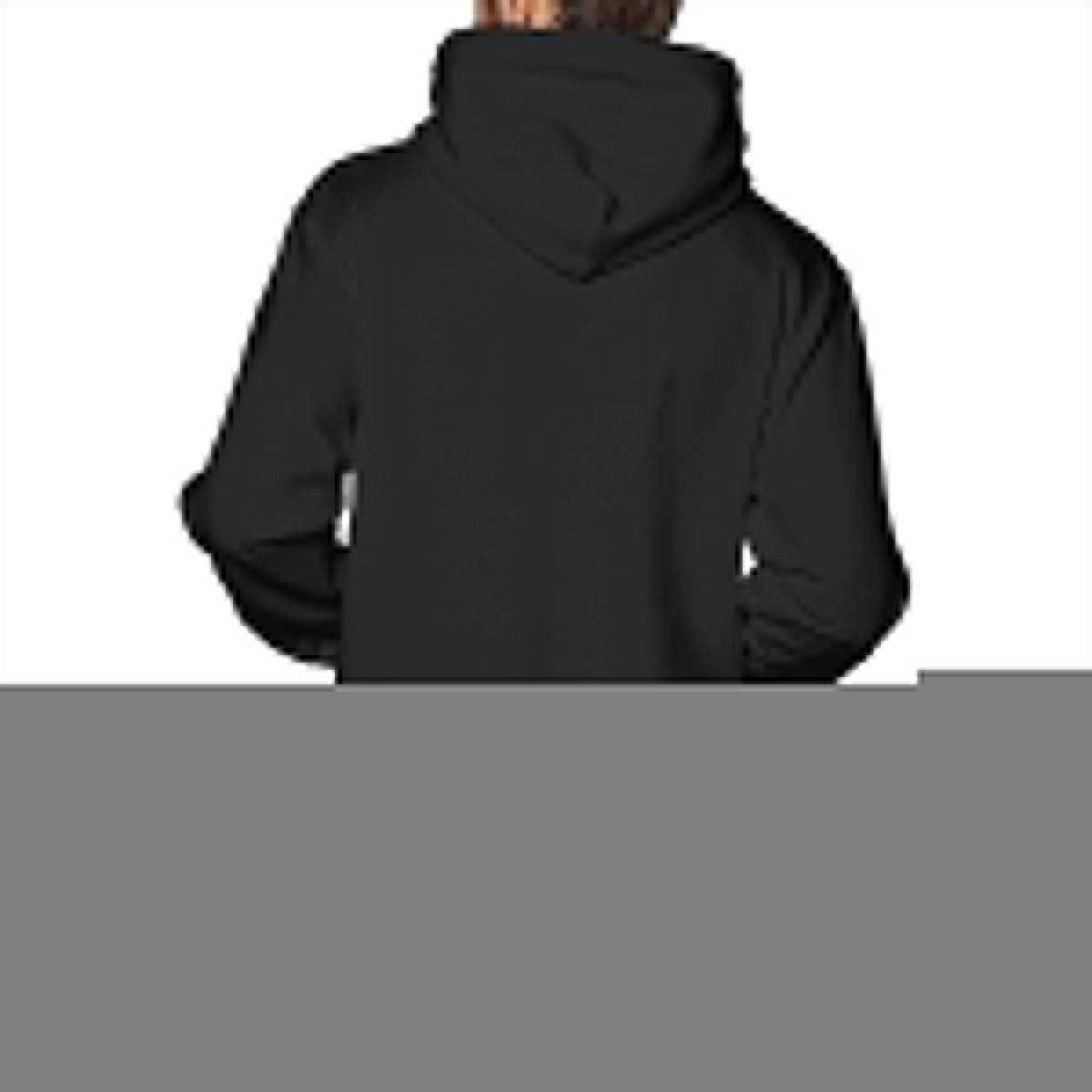 Old Guitar Mens Pullover Hoodies Casual Hooded Sweatshirt