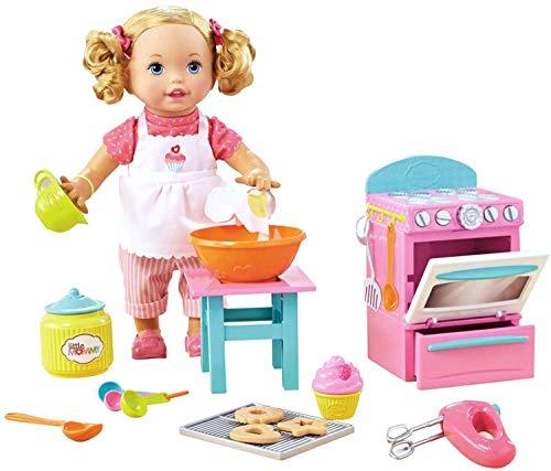 Little Mommy Pequena Chef Mattel Loira