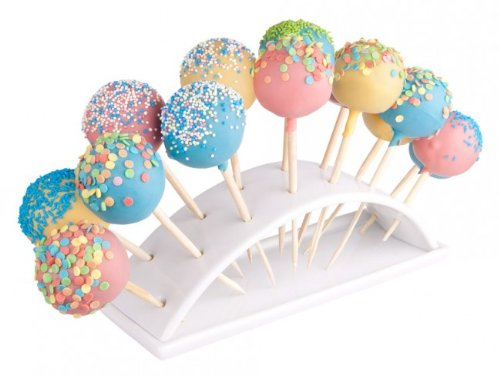 Popcake Halter - Porzellan - Halter für 14 Pop Cake´s - Popcakeständer - Popcakehalter - Pop Cake - Servierständer - Cakepop
