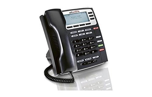 Allworx 9204 VoIP Phone - 4 Programmable Buttons (Renewed)
