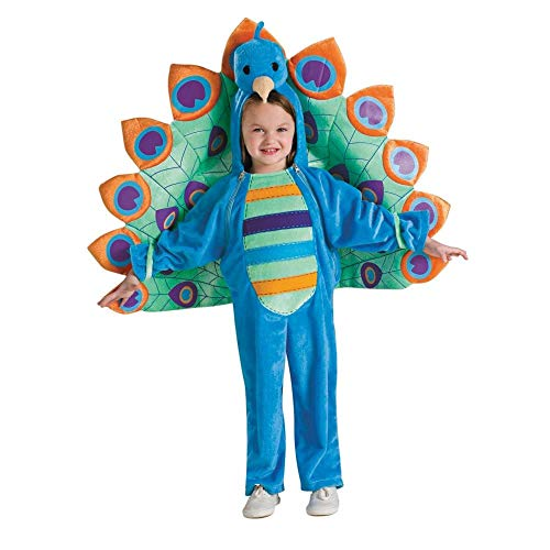 Halloween FX Peacock Infant Costume -