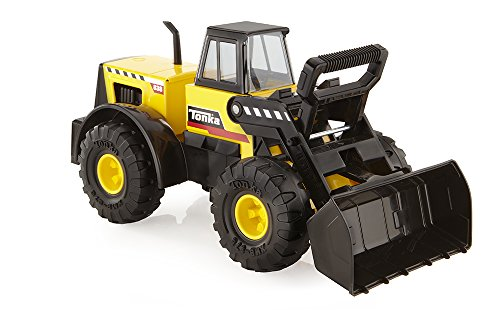 Tonka Classic Steel Front End Loader Vehicle (Kids Tonka Trucks compare prices)