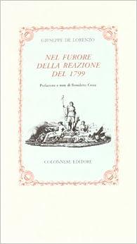 Book Nel furore della reazione del 1799