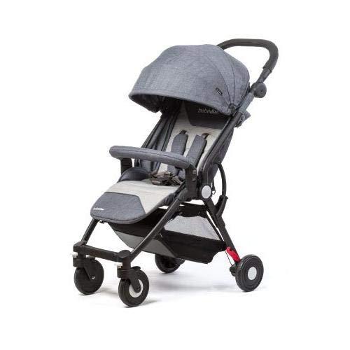 Bebe Due NIK - Silla de paseo plegable y multifunci