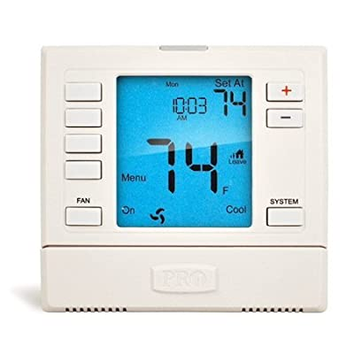 Pro1IAQ Model T755S Universal Programmable Thermostat by Pro1IAQ