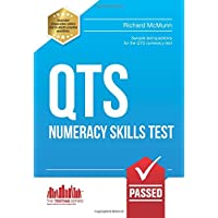 QTS Numeracy Skills Test: Sample test questions for the QTS numeracy test (Testing Series)